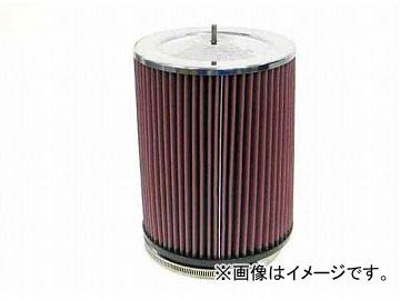 2輪 K&N ラウンドストレート/メタル 品番:RC-3150 JAN:4520616223625