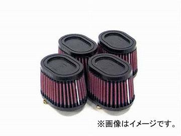 2輪 K&N オーバルテーパー/ラバー/4ケ 品番:RU-2454 JAN:4520616901882