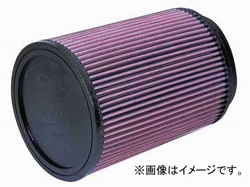 2輪 K&N ラウンドストレート/ラバー 品番:RU-3020 JAN:4520616223601