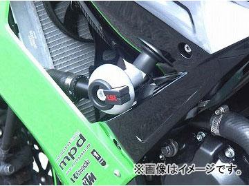 2輪 エルエスエル マウンティングキット/Lカウルカット 550K127.1 シルバー(アルマイト) カワサキ ZX-10R 2008年~2010年 JAN:4547567671268