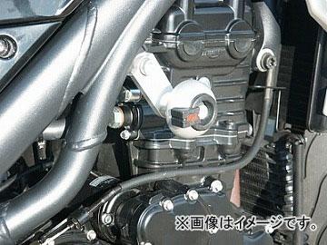 2輪 エルエスエル マウンティングキット/フレームマウント 550T033 シルバー(アルマイト) トライアンフ スピードトリプル T1050 2005年~2010年