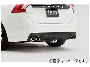 エアスト リアスカート ボルボ V60(FB) 2014年~