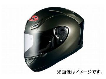 2輪 オージーケーカブト ヘルメット FF-5V ロイヤルガンメタ