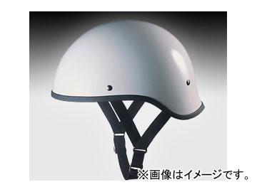 2輪 オージーケーカブト ヘルメット リボルバー AN-1 ホワイト JAN:4966094490201