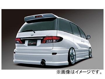 正規品 ケンスタイル EIK 送料込 リアルーフスポイラー トヨタ エスティマ MCR30W ACR40W ACR30W MCR40W 2003年05月~2006年01月 後期