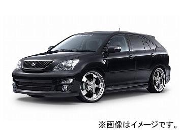 ケンスタイル トヨタ EXCLUSIVE サイドスカート トヨタ ハリアー MCU30W/MCU35W/ACU30W ハリアー/ACU35W ケンスタイル 2003年02月~2013年07月, アフリカタロウネットショップ:8261f512 --- officewill.xsrv.jp