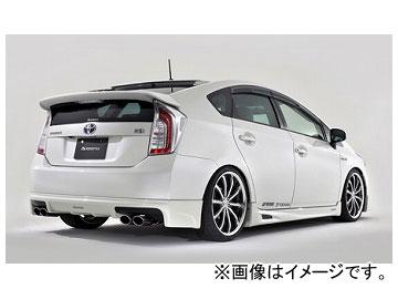 ケンスタイル KENSTYLE NEXT リアハーフスポイラー 塗装済 カラー:スーパーホワイトII(040)他 トヨタ プリウス ZVW30 後期 2011年12月~