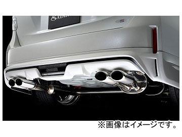 ケンスタイル 4本出しマフラー トヨタ プリウスα ZVW40W/ZVW41W 2ZR-FXE 2011年05月~2014年11月