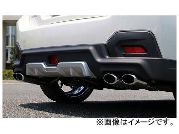 ケンスタイル 4本出しマフラー スバル XV/XVハイブリッド GP7/GPE FB20 2012年10月~