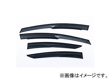 ケンスタイル エアストリームバイザー トヨタ アクア NHP10