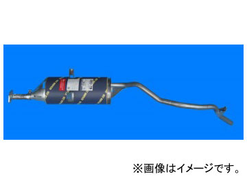HST/辻鐵工所 マフラー 品番:065-78 ミツビシ ミニキャブ パネルバン U61TP(2WD)/U62TP(4WD) 2002年08月~2004年09月 JAN:4527711650813