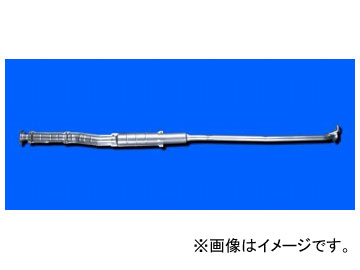 HST/辻鐵工所 センターパイプ 品番:029-60CP スバル ヴィヴィオ KK4.KW4(3D,5D 4WD) 1992年03月~1998年09月 JAN:4527711014127