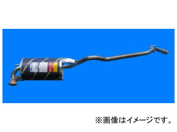 HST/辻鐵工所 マフラー 品番:030-138 トヨタ サクシード NCP51V/NCP58G(2WD) 2002年06月~ JAN:4527711301050