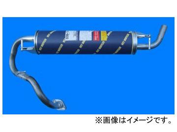 HST/辻鐵工所 マフラー 品番:039-74 トヨタ ヴィッツ NCP15(4WD) 1999年08月~2002年12月 JAN:4527711390436