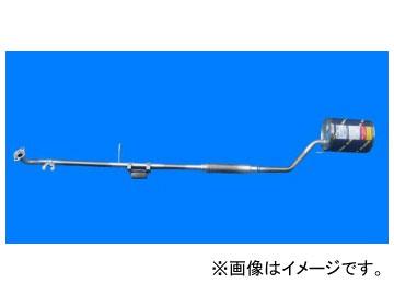 HST/辻鐵工所 マフラー 品番:055-180 ダイハツ ストーリア M100S(2WD) 2000年05月~2004年05月 JAN:4527711551479