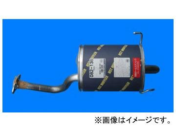 HST/辻鐵工所 マフラー 品番:082-136 ホンダ フィット GD4(4WD) 2002年09月~ JAN:4527711821251
