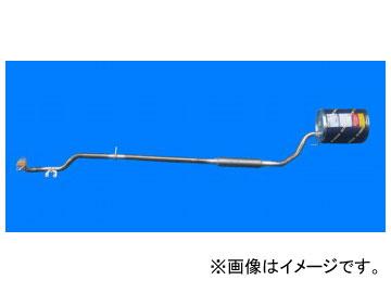 HST/辻鐵工所 マフラー 品番:055-151 ダイハツ マックス L960S(4WD) 2001年11月~2005年11月 JAN:4527711551103