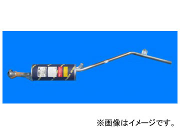 HST/辻鐵工所 マフラー 品番:096-62 スズキ キャリィ トラック DB71T(4WD)/DB41T.DB51T JAN:4527711960615