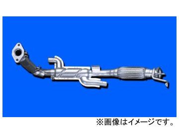 HST/辻鐵工所 エキゾーストパイプ 品番:096-65EXP スズキ エブリィ バン DE51V/DF51V(除ターボ) 1991年09月~1999年01月 JAN:4527711013854