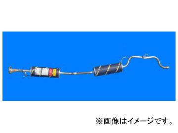 HST/辻鐵工所 マフラー 品番:081-37 ホンダ ライフ JB2(4WD) 1998年10月~2003年09月 JAN:4527711810255
