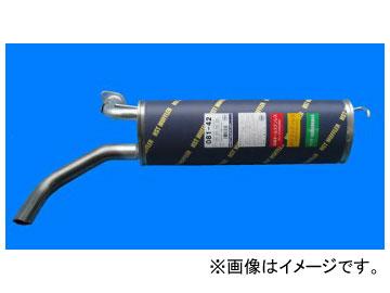 HST/辻鐵工所 マフラー 品番:081-42 ホンダ バモス HM1(2WD)/HM2(4WD) 2001年08月~2010年08月 JAN:4527711810309