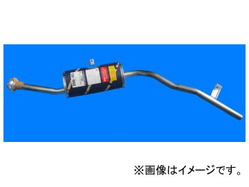 HST/辻鐵工所 マフラー 品番:096-83 スズキ ジムニー JA12C.JA12V.JA12W.JA22W 1995年11月~1998年10月 JAN:4527711960806