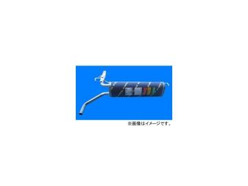 HST/辻鐵工所 マフラー 品番:081-39 ホンダ バモス HM2(4WD) 2000年02月~2001年08月 JAN:4527711810279