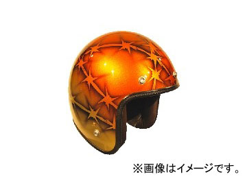 2輪 72JAM JET HELMET ジェットヘルメット JAM CUSTOM PAINTING JCP ZEKE GD/RD JCP-05 JAN:4562286790182