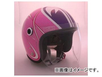 2輪 72JAM JET HELMET ジェットヘルメット SP TADAO JET Ladies SPL-01 JAN:4562286790670