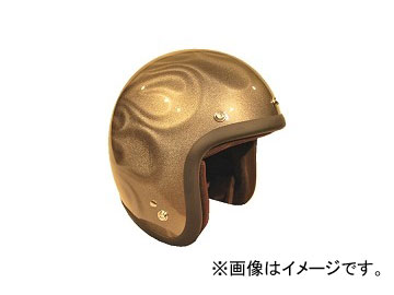 2輪 72JAM JET HELMET ジェットヘルメット 3D GHOST FLAME SV JG-14 JAN:4562286790489
