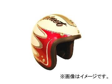 2輪 72JAM JET HELMET ジェットヘルメット RODKIN JJ-08 JAN:4562286790083