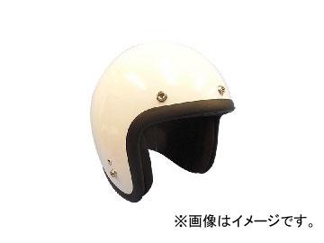 2輪 72JAM JET HELMET ジェットヘルメット PEARL GOLD WHITE JJ-09 JAN:4562286790090