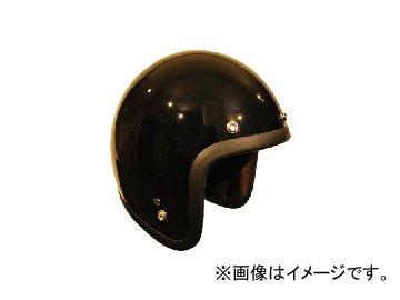2輪 72JAM JET HELMET ジェットヘルメット VIVID BLACK JJ-10 JAN:4562286790106