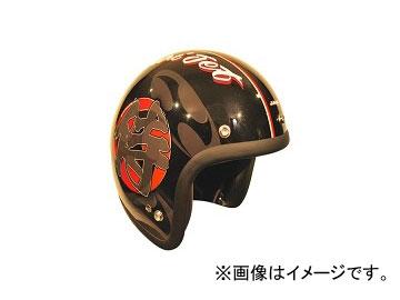 2輪 72JAM JET HELMET ジェットヘルメット SAMURAI JF-11 JAN:4562286790113