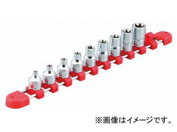 KTC 9.5sq.E型トルクスレンチセット[9コ組] TB3E09