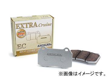ディクセル EXTRA Cruise ブレーキパッド 361133 フロント スバル サンバー/サンバー ディアス TV1,TV2,TT1,TT2 2004年07月~2012年04月