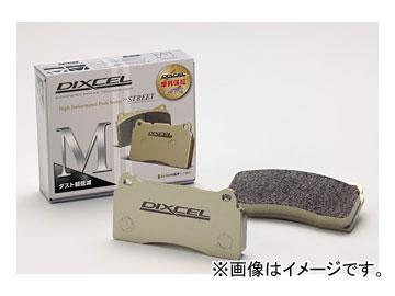 ディクセル M type ブレーキパッド フロント ロータス エキシージ 3.5 V6 Supercharger AP 4POT 2013年07月~