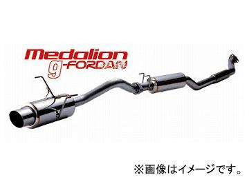 タナベ/TANABE マフラー MEDALION G-FORDAN 品番:RWF609LE-GA スバル フォレスター SJG FA20 2012年11月~