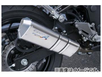 2輪 ヤマモトレーシング spec-A マフラー SUS SLIP-ON TYPE-S 品番:40252-01NSN カワサキ ニンジャ250 2013年~