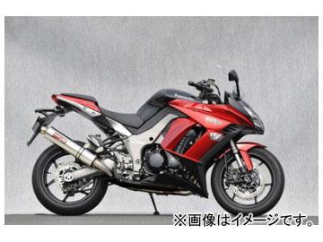 2輪 ヤマモトレーシング spec-A マフラー TI4-2-1 LONG チタン 品番:41001-21TT2 カワサキ ニンジャ1000 2011年~