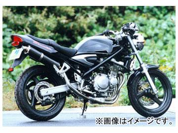 2輪 ヤマモトレーシング spec-A マフラー S/O カーボン 品番:30252-01NCB スズキ バンディット250 1995年~