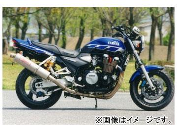 2輪 ヤマモトレーシング spec-A マフラー TI4-2-1 チタン 品番:21300-21TTB ヤマハ XJR1300 2000年~2002年
