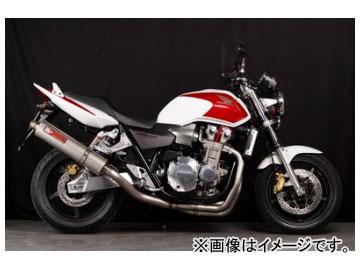 2輪 ヤマモトレーシング spec-A マフラー TI4-1 チタン 品番:11304-11TTB ホンダ CB1300SF 2003年~2007年