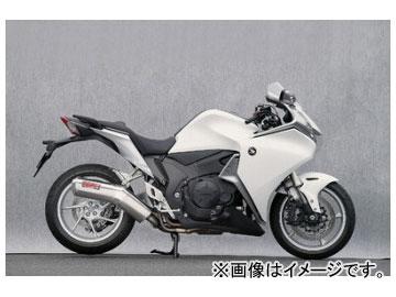 2輪 ヤマモトレーシング spec-A マフラー SLIP-ON DOWN TYPE-SA 品番:11201-01NSA ホンダ VFR1200F