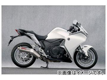 2輪 ヤマモトレーシング spec-A マフラー SLIP-ON DOWN TYPE-SS 品番:11201-01NSN ホンダ VFR1200F