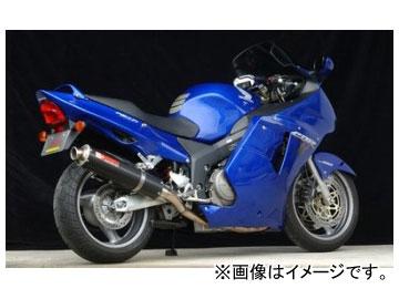 2輪 ヤマモトレーシング spec-A マフラー SUS4-2-1 カーボン 品番:11100-21SCC ホンダ CBR-XX ~2002年