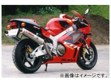 2輪 ヤマモトレーシング spec-A マフラー SLIP-ON UP-TYPE チタン 品番:11004-02UTB ホンダ SP-1