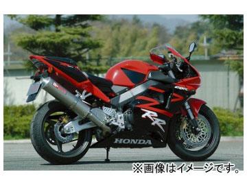 2輪 ヤマモトレーシング spec-A マフラー SLIP-ON チタン 品番:10904-01NTB ホンダ CBR954RR