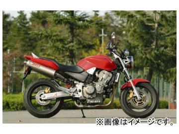 2輪 ヤマモトレーシング spec-A マフラー チタン SLIP-ON チタン 品番:10903-02NTB ホンダ ホーネット900