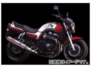 2輪 ヤマモトレーシング spec-A マフラー TI4-1 チタン 品番:10750-11TTB ホンダ CB750 1992年~